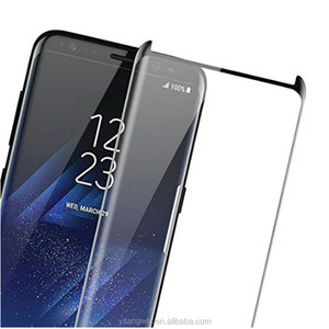 For ZTE Blade Z MAX Z982 Sequoia METRO PCS full cover edge curved phone  tempered glass with retail package Texted by real phone