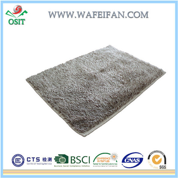 anti slip microfiber polyester carpet cleaning dry