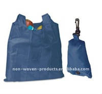 2012 heavy duty foldable nylon eco bag