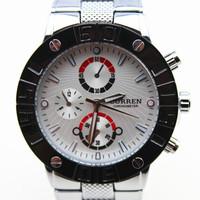 curren 8006 luxury brand male imported quartz movement waterproof metal wrist watches men