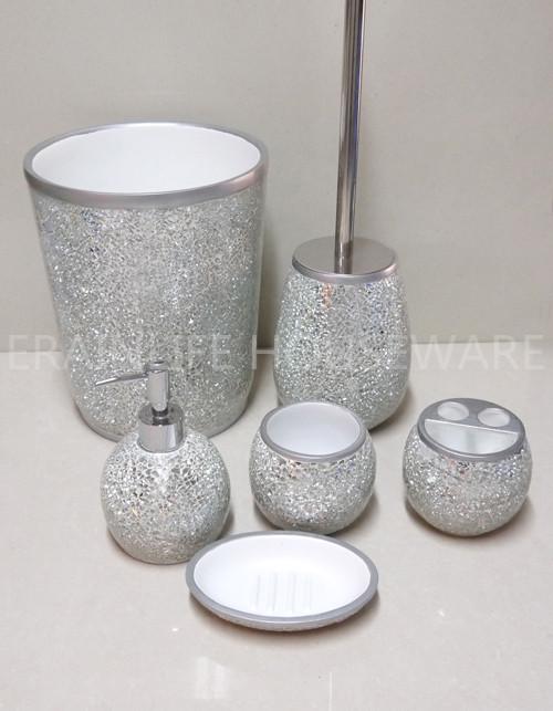 Mainstays Essential Glimmer Bath Accessories Collection Buy Glimmer Bath Accessories