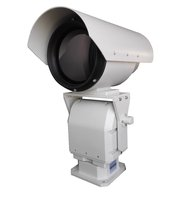 4KM Vehicle Mount Thermal Imaging Optical Security System