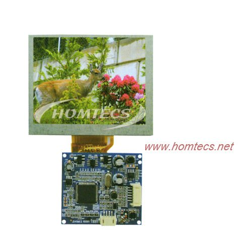 4 inch TFT LCD module QVGA 320*240 resolution with Controller Board