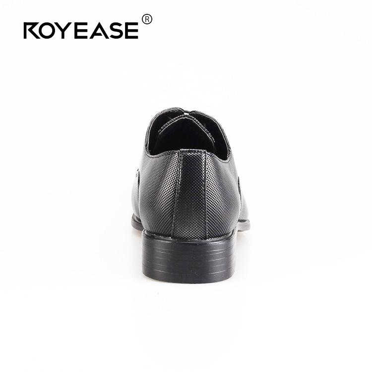 2019 패션 비즈니스 드레스 남자 신발 새로운 클래식 가죽 남자 정장 신발 패션 슬립 남성 옥스포드 드레스 신발