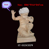 Home Decorative Stone Nude Child Statue