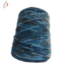 Colored hand knitting yarn Mohair yarn for tapestry sock