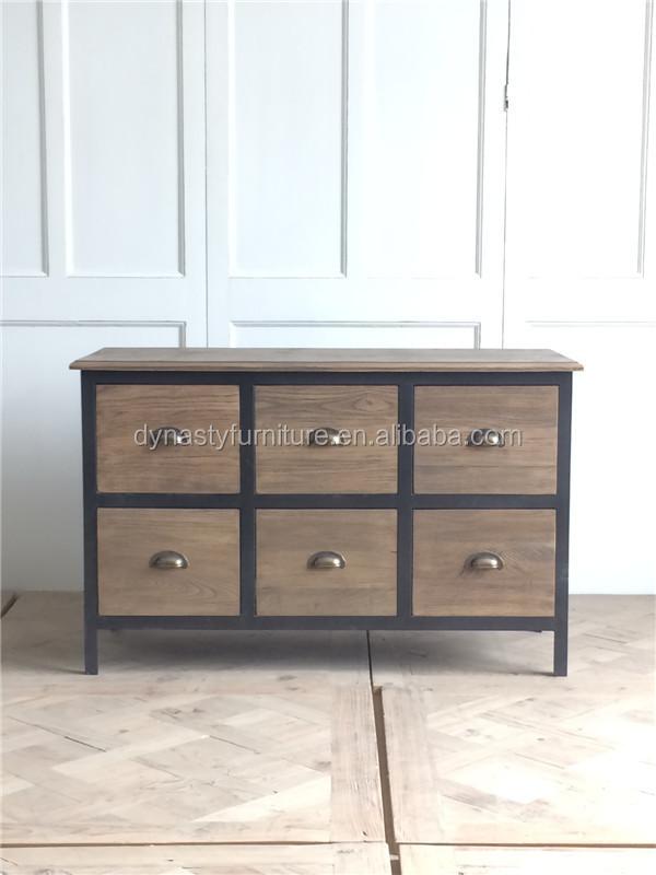 Wohnzimmer Waren Design Industrielle Metallrahmen Cabinet Sideboard Im Haus Verwendet