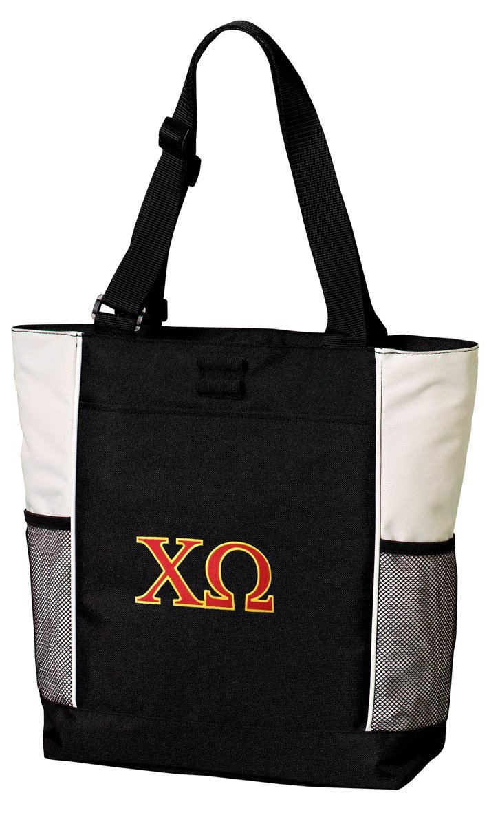 Chi O Tote Bags Chi Omega Totes Beach Pool Or Travel