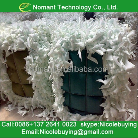 100% dry bra foam scraps hot selling in India
