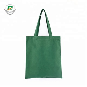 Fashion Printed Reusable Casual Suit Shopping Cotton Tote Canvas Bag