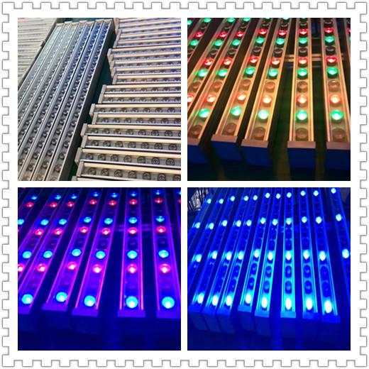 2016 Exterior Building Color Changing Dmx Rgb Ip65 90w Led Strip ...