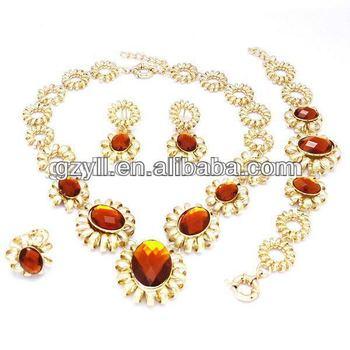 Orni For Children Rhinestone Costume Jewellery Ottoman Jewelry Product