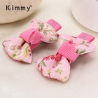 Mixed Color Bowknot Kids Baby Children Hair Clip Bow Pin
