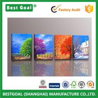 canvas Prints Wall Art Spring, Summer, Autumn,winter Home Decoration