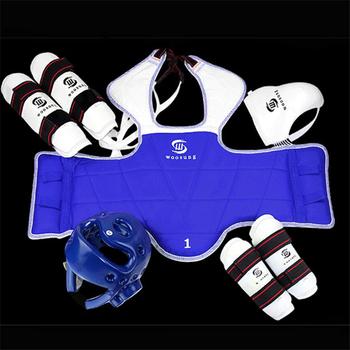 Taekwondo Sparring Gear - Buy Karate Uniform,Children Light Weight Kumite  Uniform,Think 100%cotton Kata Uniform Product on Alibaba com