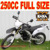 Cheap 250cc Motorcycle