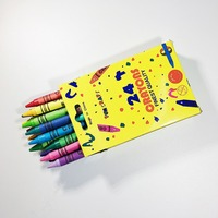 Factory for children multicultural 24 crayons