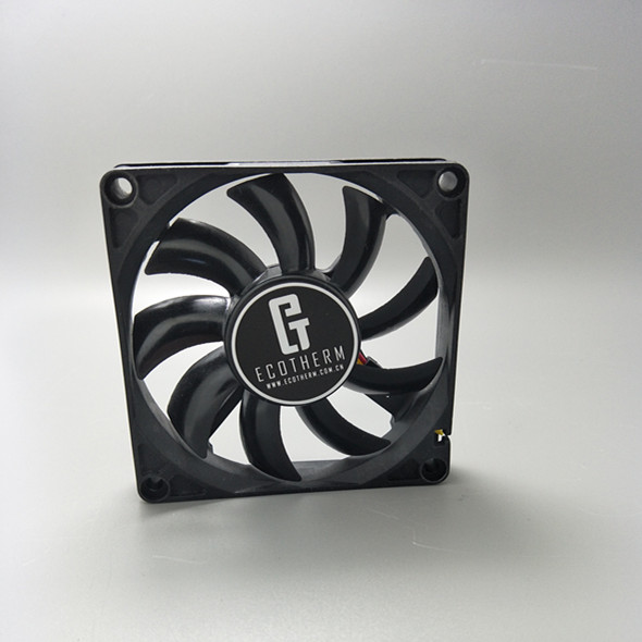 new goods industrial cooling fan 12v 80x80x15mm for machinery