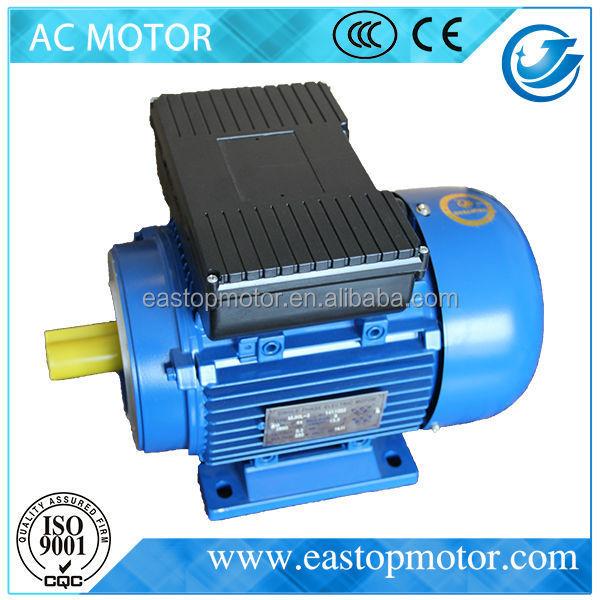 ce approuvé ml 220 v ac monophasé 2hp moteur électrique pour