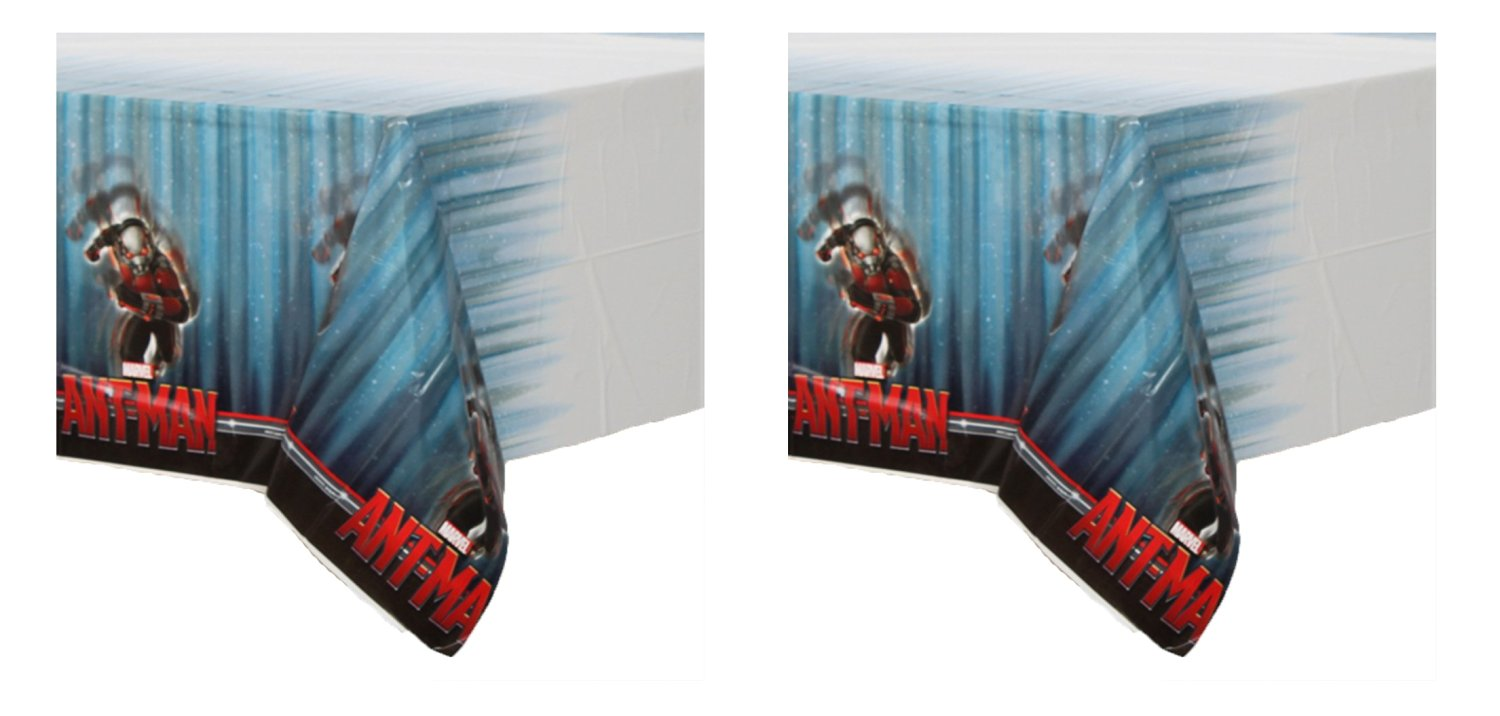 Marvel Ant-Man Plastic Table Covers (2 Pack)