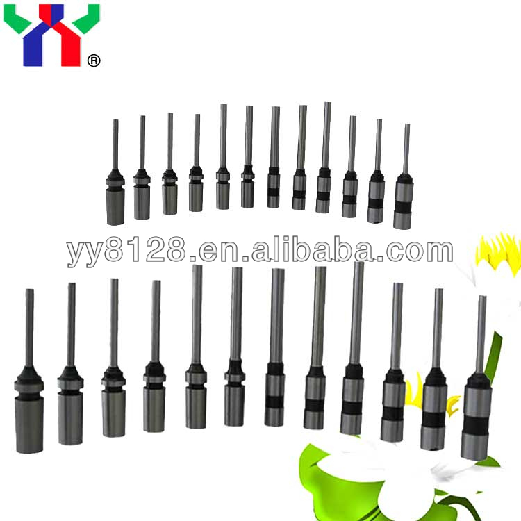 Paper Drill Bits for hollow punching binding machines