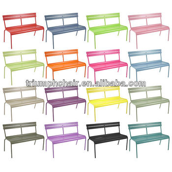 Restaurant Metal Dining Chair / Outside Metal Fermob Rest Chair / Replica  Fermob Luxembourg Chair
