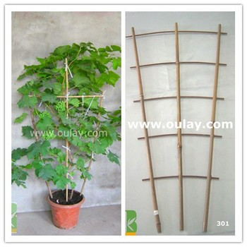 pot en bambou treillis de raisin pour plante buy treillis de pot de plante treillis de raisin. Black Bedroom Furniture Sets. Home Design Ideas