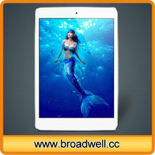 Hot Selling High Quality 7.85 inch IPS Screen 1024*768 Quad Core Android 4.1 Mini Android Pad