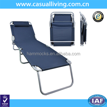 Terrific Patio Lounge Chair Portable Folding Chaise Bed For Outdoor Indoor Gargen Yard Pool Beach Camping Sleep With Removable Pillow Buy Lounge Chair Chaise Gmtry Best Dining Table And Chair Ideas Images Gmtryco