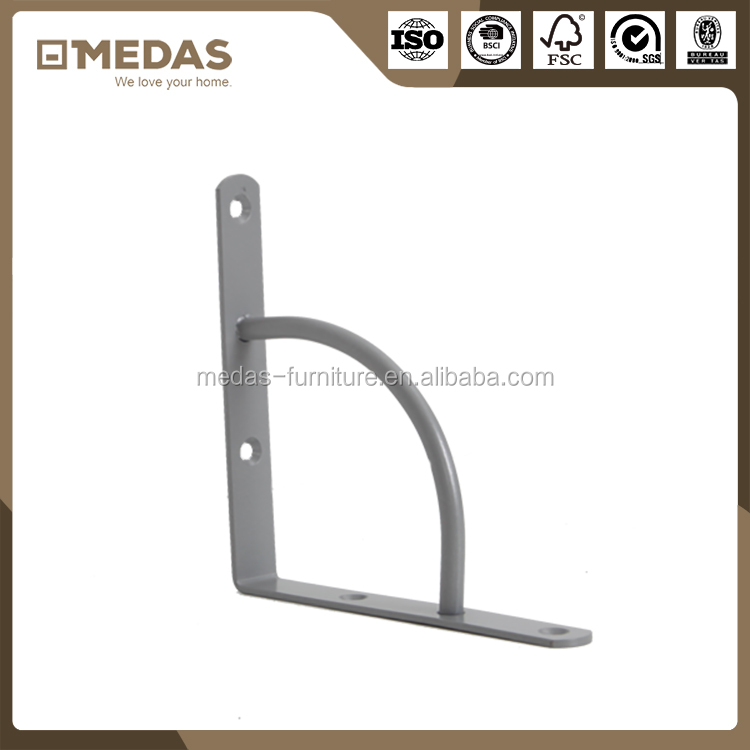 China Supplier Online Shopping Best Customized Wall Shelf Metal Support Bracket