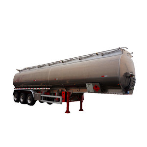 55000 liters 57CBM 57M3 diesel oil tanker with loading discharging system semi trailer