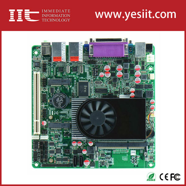 Plastic atx industrial lga 775 socket motherboard with CE certificate