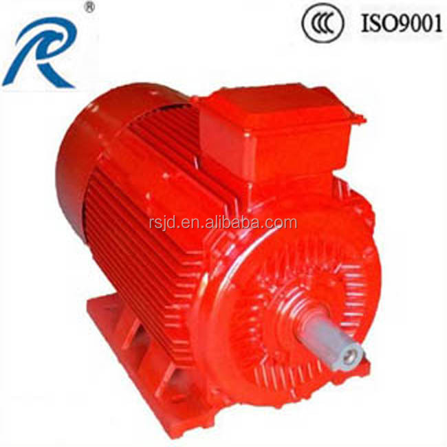 Y2 200l 8 Series 20hp Self Running Magnetic Electric Motor