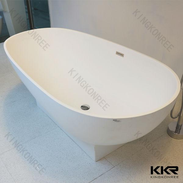 Nuovo stile rettangolare ammollo vasca da bagno con due dimensioni ...