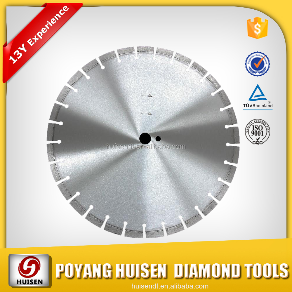 Vacuum Brazed Saw Blade Concrete Cutter Blade For Customize