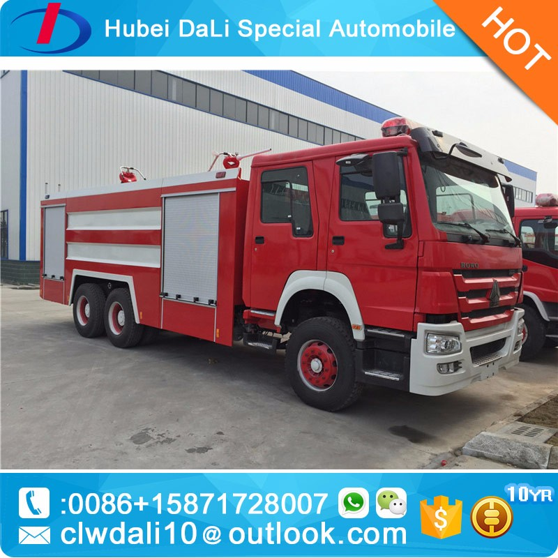 Sinotruck 6*4 12 T Airport Fighting Truck Fire Fighting Truck ...