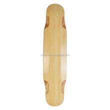 Compsite Bamboo, Canadian Maple, Fiberglass,maple wood skateboard Deck