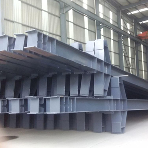 CE Certified Prefabricated Steel Portal Frame Structure Factory Warehouse Building