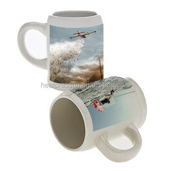 Beer Mug Sublimation Ceramic Mug Drinking Mug