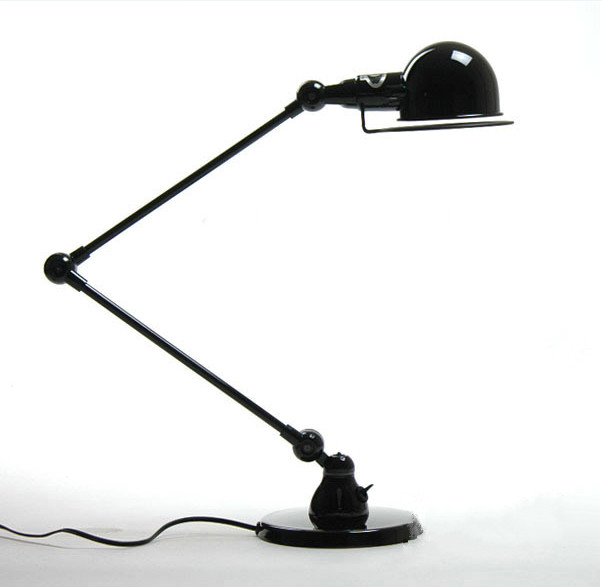 Retro Loft Swing Arm Desk Lamp