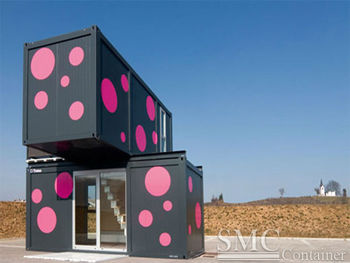 Smart container house buy smart container house product for Smart house container