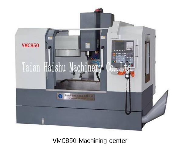 Vertical Machining Center Vmc850 Vmc Machine Price - Buy Vertical ...