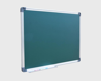 classroom magnetic green chalk writing board classroom