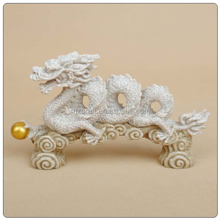 sandstone Chinese zodiac dragon statue resin crafts, View dragon statue, MZ  Product Details from Yiwu Mingze Craft Limited on Alibaba com