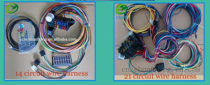 HTB19FDGQFXXXXbYXpXX760XFXXX5 ez wiring harness 21 circuit chevy mopar wiring harness kits buy ez wiring 21 circuit harness at mifinder.co