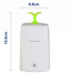 Sprout Diffuser - the water-less wick diffuser for small spaces!
