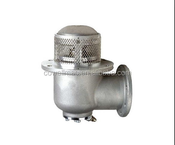 fuel tank truck spare parts ( manual emergency valve stop valve )