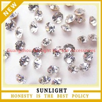 A Grade Glass Point Back Rhinestones SS3-SS35 Chaton