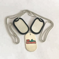 Made in china custom metal tag high quality commemorate dag wholesale dog tag
