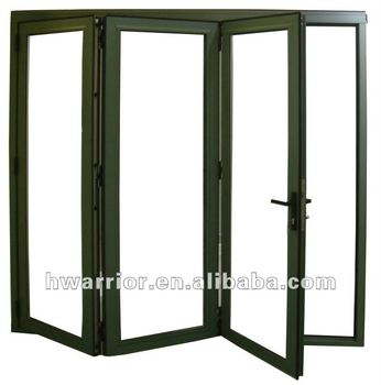 Glass Folding Door Buy Aliminum Glass Folding Door